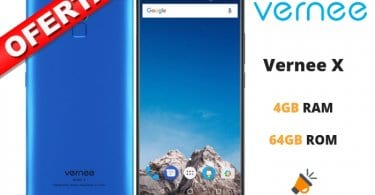 oferta Vernee X barato SuperChollos