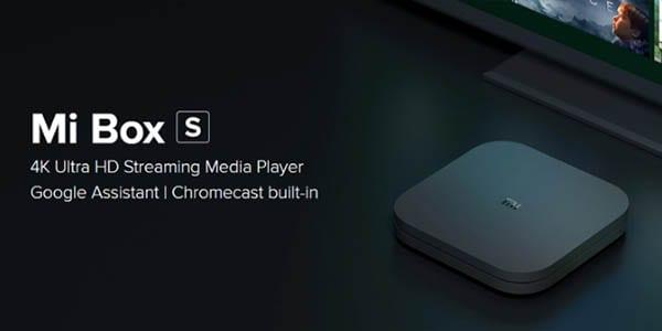 reproductor xiaomi mi tv box s android SuperChollos