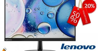 oferta Lenovo L22e 20 monitor barato SuperChollos