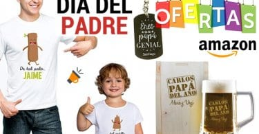 ofertas regalos personalizados di%CC%81a del padre SuperChollos