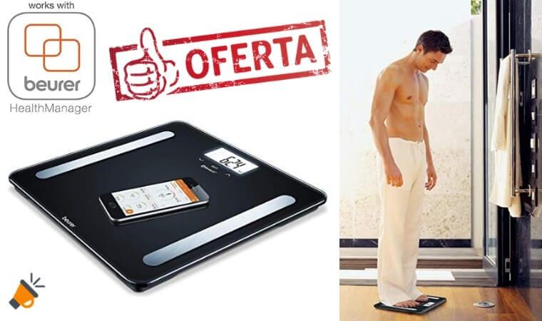 oferta Beurer BF 600 Ba%CC%81scula digital barata SuperChollos