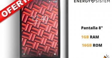 oferta tablet energy sistem barata SuperChollos