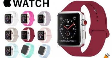 oferta Correas Apple Watch baratas1 SuperChollos