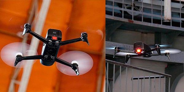 chollo dron cuadricoptero parrot camara full hd bebop 2 SuperChollos