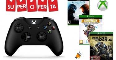 oferta mando Xbox One Bluetooth barato SuperChollos