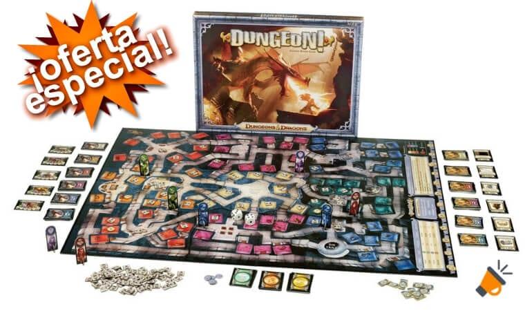oferta Juego de mesa Dungeon barato SuperChollos