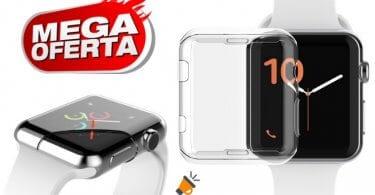 oferta Protector de pantalla apple watch barato SuperChollos