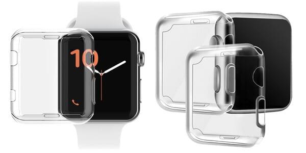 Protector de pantalla para Apple Watch barato SuperChollos