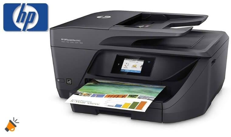 oferta Impresora multifuncio%CC%81n HP Officejet Pro 6960 barata SuperChollos