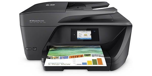impresora multifuncion hp officejet pro 6960 oferta SuperChollos