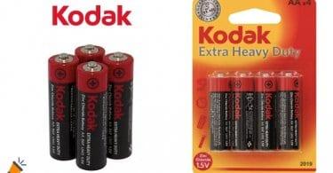oferta Pack de 4 Pilas Kodak AA baratas1 SuperChollos