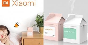 oferta Humidificador Caja de leche Xiaomi barato SuperChollos