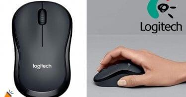 oferta Logitech M220 Silent Rato%CC%81n inala%CC%81mbrico barato SuperChollos