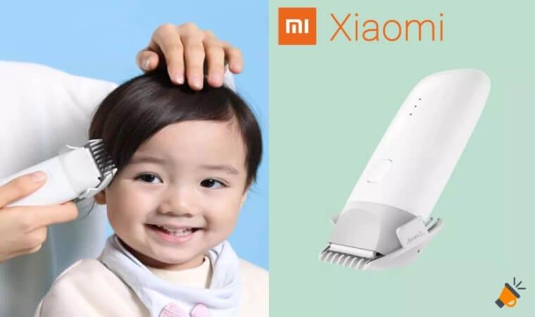 oferta Cortapelos infantil Xiaomi Mitu barato SuperChollos