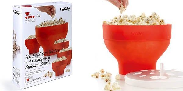 Le%CC%81kue%CC%81 XL Popcorn barato SuperChollos