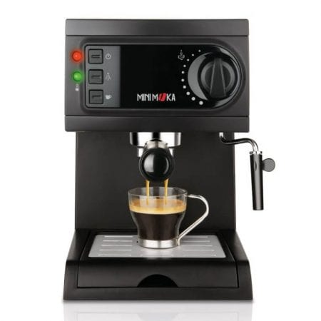 Cafetera Espresso Minimoka barata SuperChollos