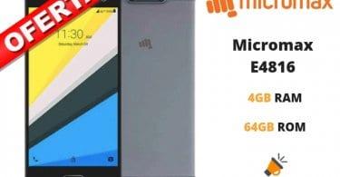oferta Micromax E4816 barato SuperChollos