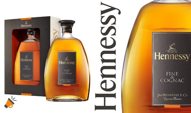 oferta Hennessy Fine con%CC%83ac barato SuperChollos