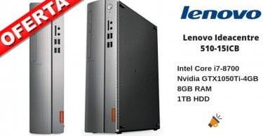 OFERTA Lenovo Ideacentre 510 15ICB BARATO SuperChollos