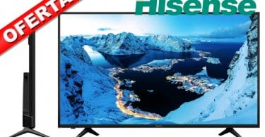 oferta Smart TV Hisense H65AE6030 barata SuperChollos
