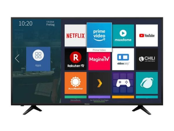 Smart TV Hisense H65AE6030 barata SuperChollos