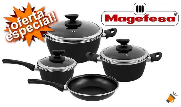 oferta Magefesa Bateri%CC%81a de cocina barata SuperChollos