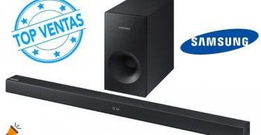 oferta Barra de sonido Samsung HW K335 barata SuperChollos