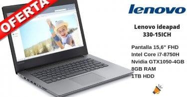 oferta Lenovo ideapad 330 15ICH barato SuperChollos