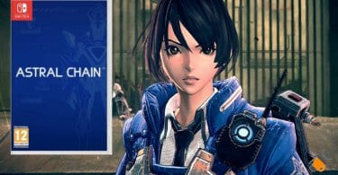 OFERTA Astral Chain para Nintendo Switch BARATO SuperChollos