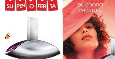 oferta Eau de parfum Euphoria de Calvin Klein barata SuperChollos