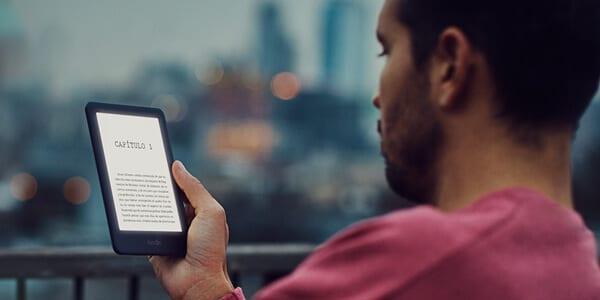 ebook nuevo kindle luz frontal regulable barato amazon SuperChollos