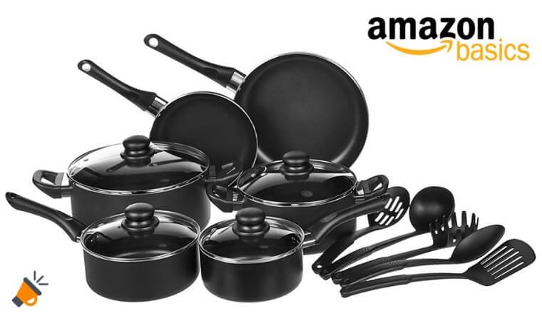 oferta Juego AmazonBasics baratos SuperChollos