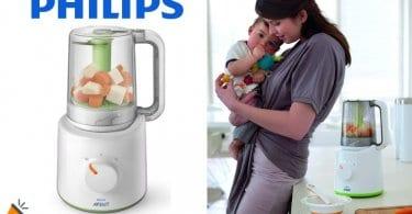 oferta Procesador de alimentos Philips Avent SCF87020 barato SuperChollos