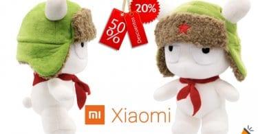 oferta Peluche mascota Xiaomi Mitu barato SuperChollos