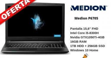 OFERTA Medion P6705 BARATO SuperChollos