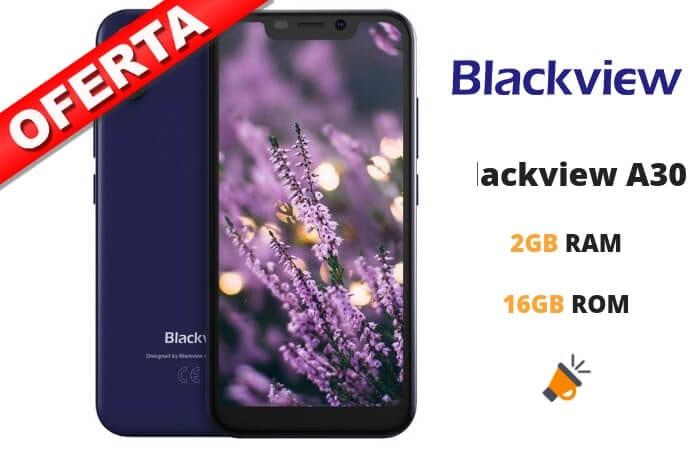 oferta Blackview A30 barato SuperChollos