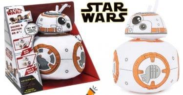 oferta Peluche Star Wars BB 8 barato SuperChollos