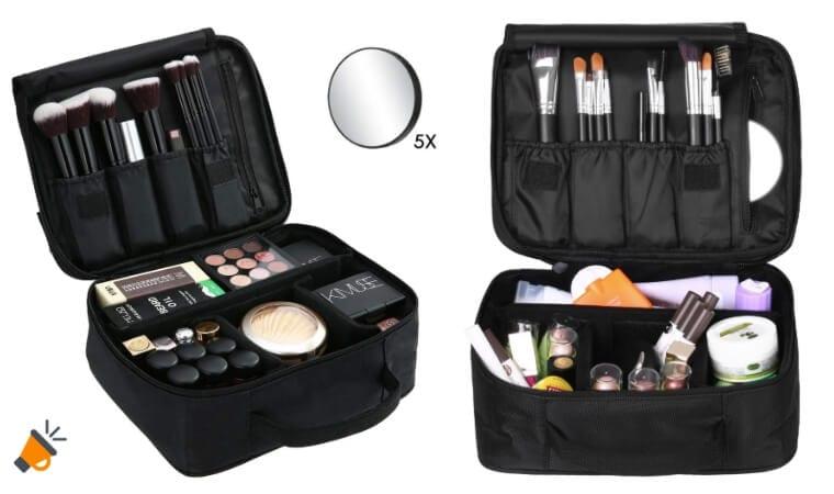 oferta Bolsa de Maquillaje Porta%CC%81til barata SuperChollos