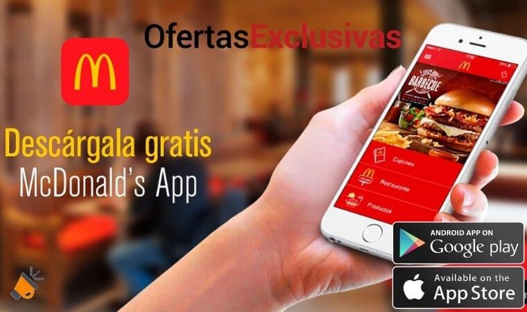 app mcdonalds SuperChollos