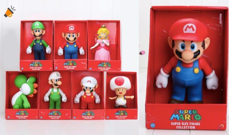 oferta Figuras de personajes Nintendo baratos SuperChollos