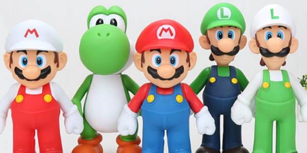 Figuras de personajes Nintendo baratas SuperChollos
