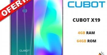 oferta CUBOT X19 barato SuperChollos