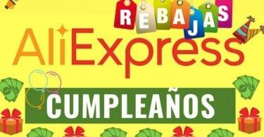 ofertas aniversario aliexpress SuperChollos