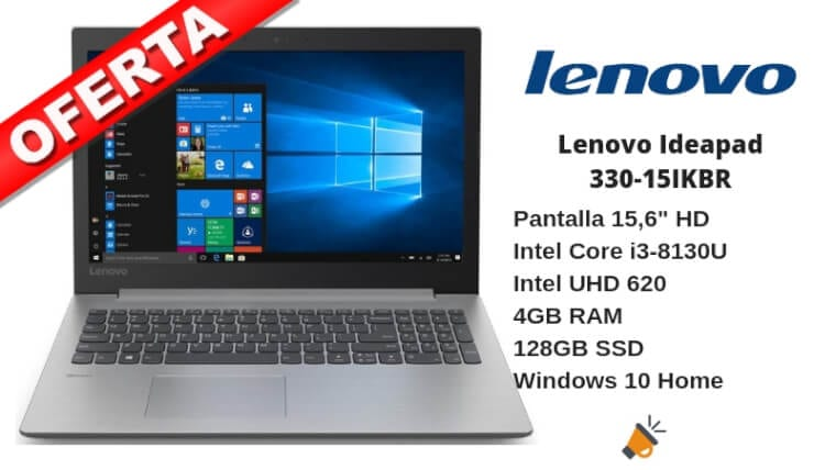 OFERTA Lenovo Ideapad 330 15IKBR BARATO1 SuperChollos