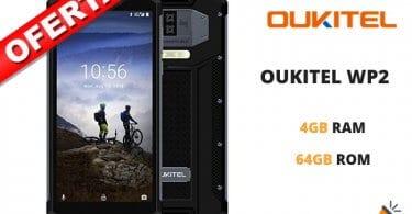 oferta OUKITEL WP2 barato SuperChollos