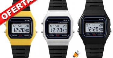 oferta reloj casio barato SuperChollos