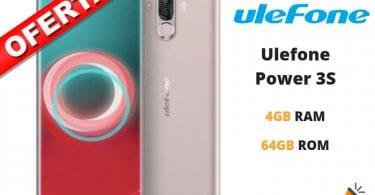 oferta Ulefone Power 3S barato SuperChollos