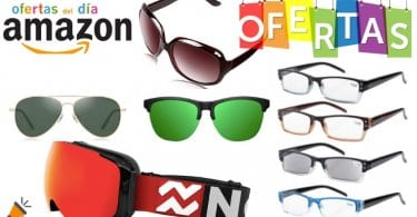 ofertas amazon gafas SuperChollos
