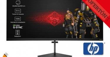 OFERTA HP OMEN X 35 Monitor BARATO SuperChollos