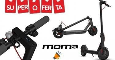 OFERTA Moma Bikes Patinete Ele%CC%81ctrico BARATO SuperChollos
